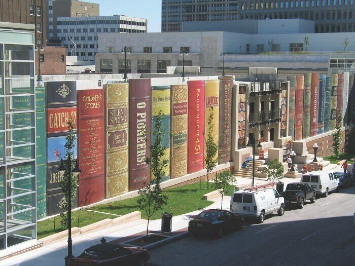 13. Публичная библиотека Канзас-Сити