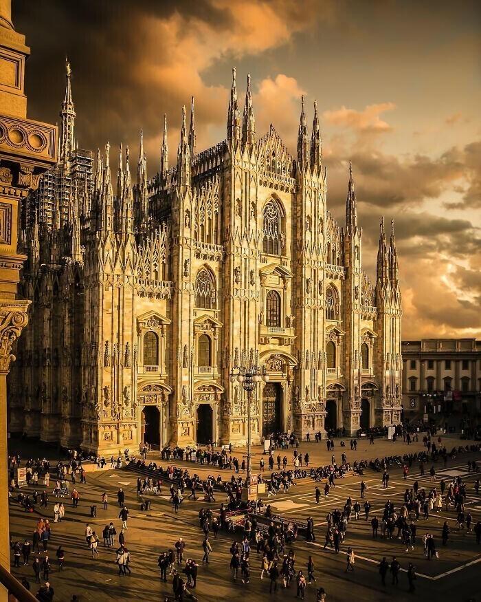 23. Миланский собор, Италия