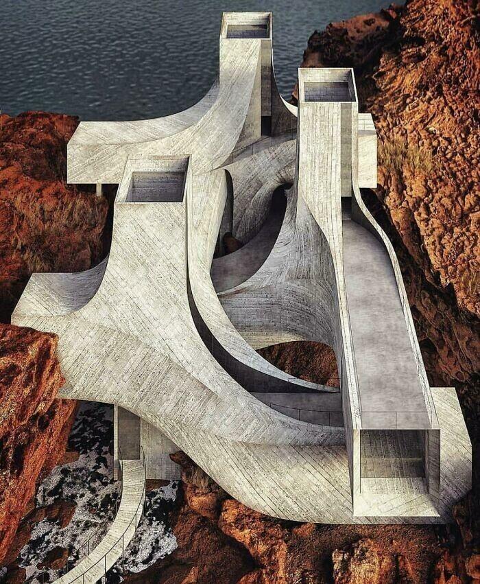 48. Музей прибрежной геоморфологии в Ванкувере