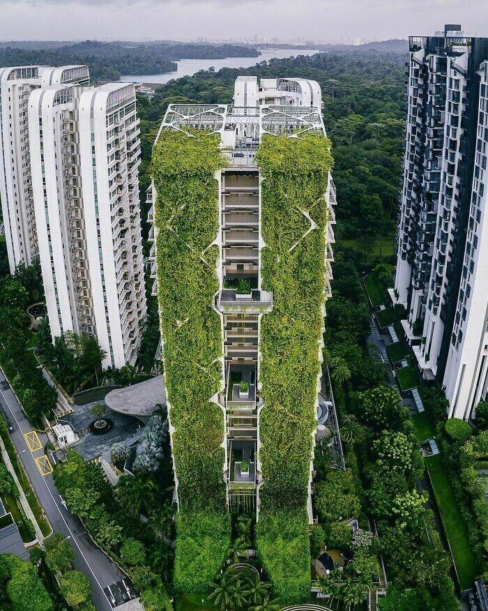 46. Жилой дом в Сингапуре