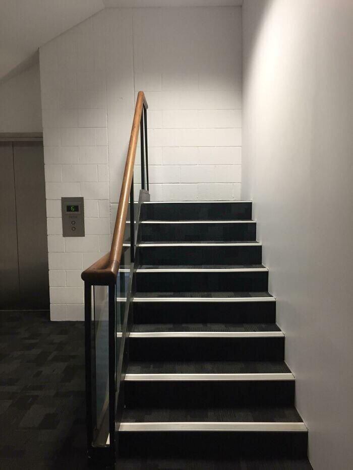 Лестница-депресяшка