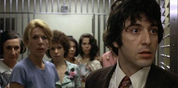 Собачий полдень, 1975