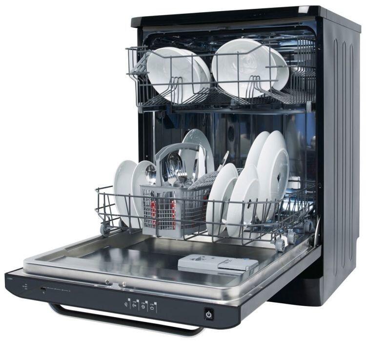 Расположение посуды в посудомойке имеет значение