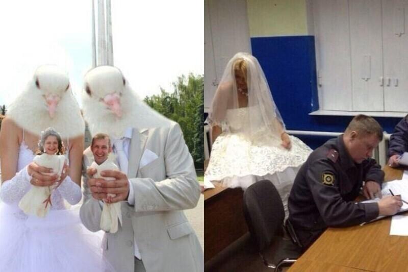 Свадебные истории: смех сквозь слезы