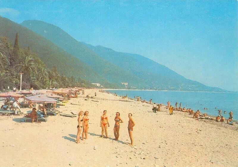 Курорты мечты для советского человека