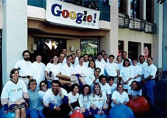 13. Google. Начало