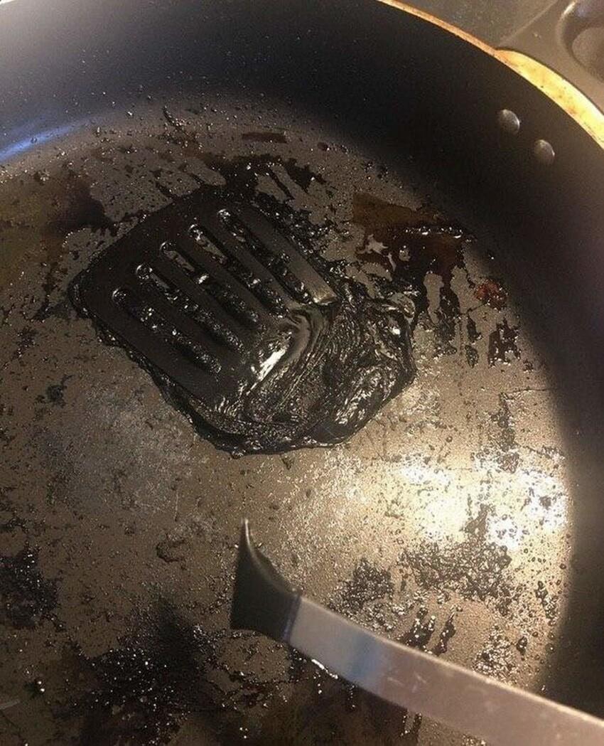 Я ещё не начала готовить