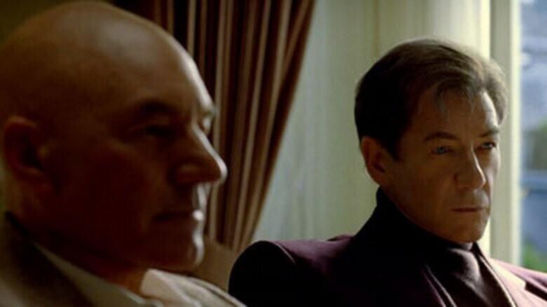 """Патрик Стюарт и Йен Маккеллен - """"Люди Икс: Последняя битва"""""""
