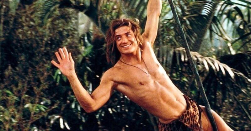 """""""А помните его в """"Джордже из джунглей""""? Он же просто """"сделал"""" этот фильм!"""" - @raehasasword"""