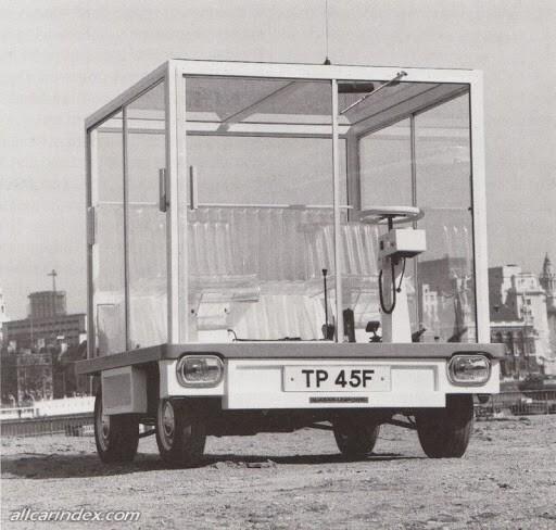 Quasar-Unipower, Universal Power Drives Ltd, 1968