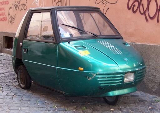 Galassia nica zeta (A.C.A.M. (Azienda Costruzioni Auto Mini) SpA) 1984-1988