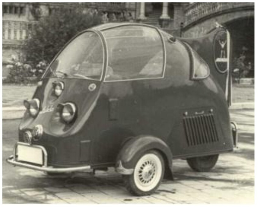 Gaitan / Auto-Tri, 1953