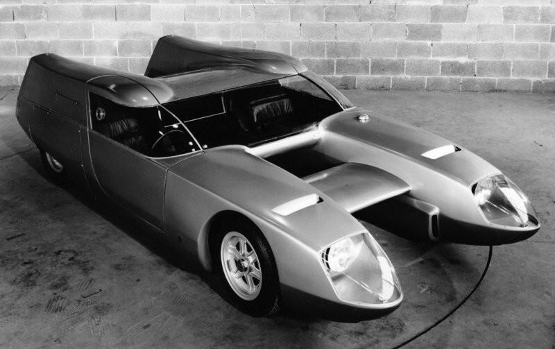 OSI Silver Fox (1967)
