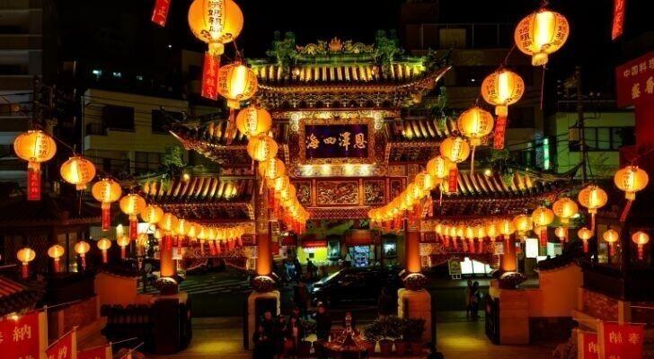 Китайский Новый год длится две недели