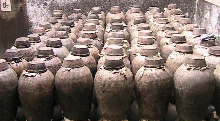 В Китае нашли самый старый алкоголь в мире