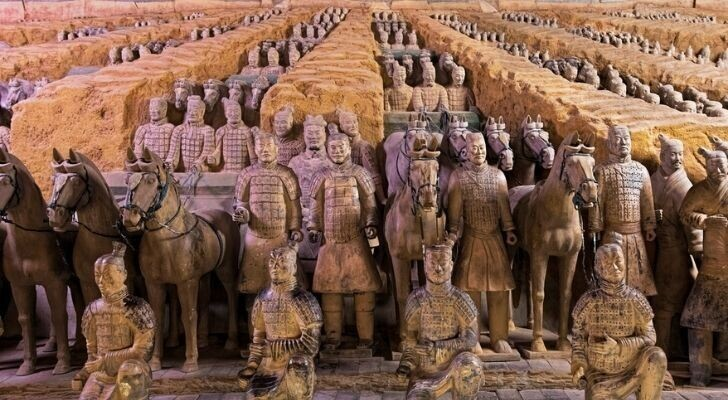 В Китае 55 объектов ЮНЕСКО