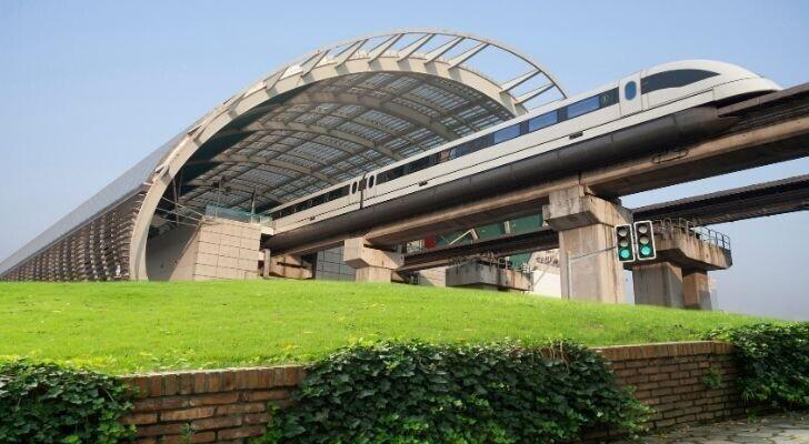 В Китае самая большая железнодорожная сеть в мире