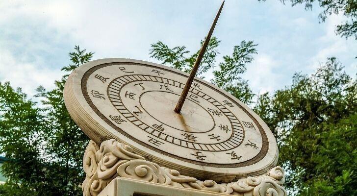 Во всем Китае только один часовой пояс