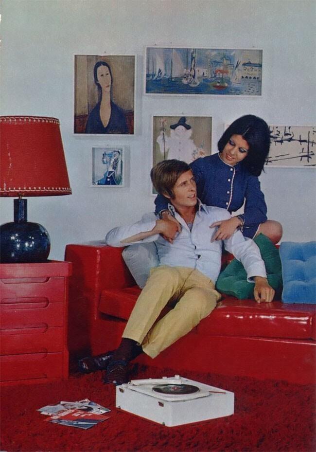 30 модных парочек из незабываемых 60-х