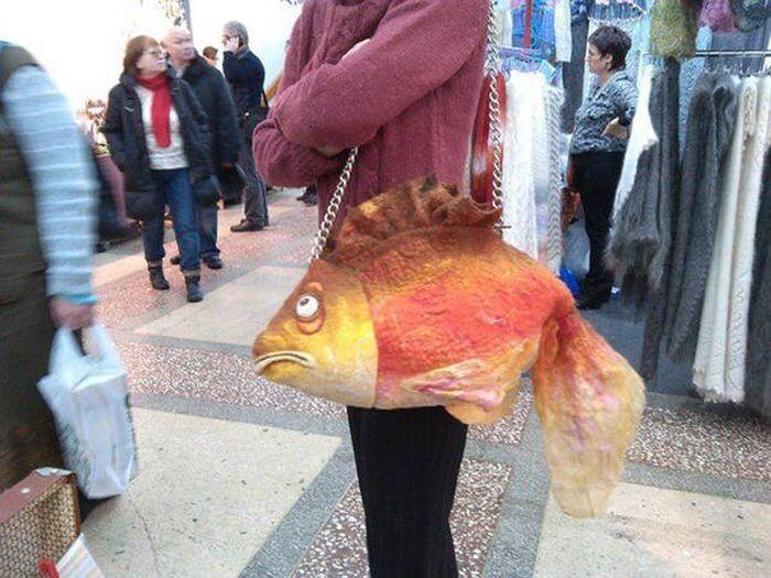 Рыба её мечты