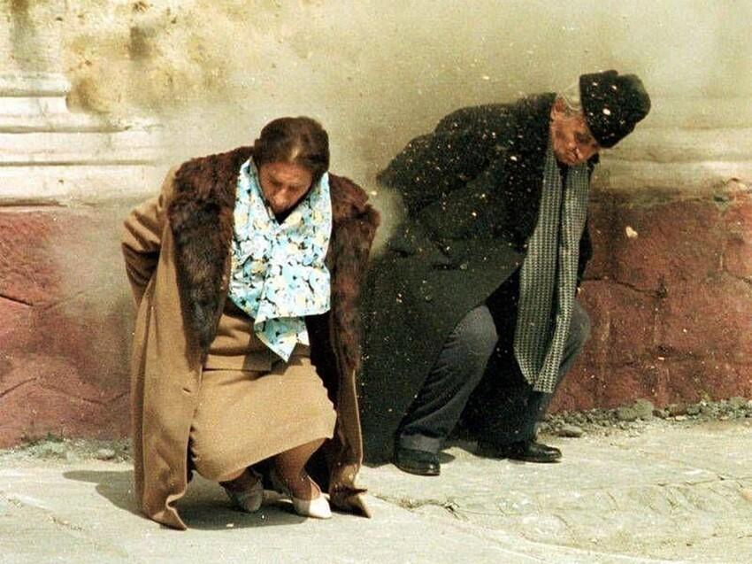 Расстрел Чаушеску и свержение коммунистического строя, Румыния, 1989