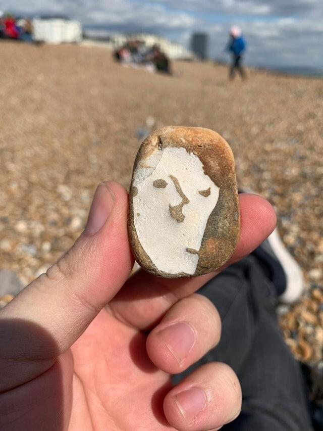Камень Пикассо