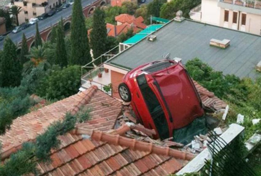 Милый, я на крыше