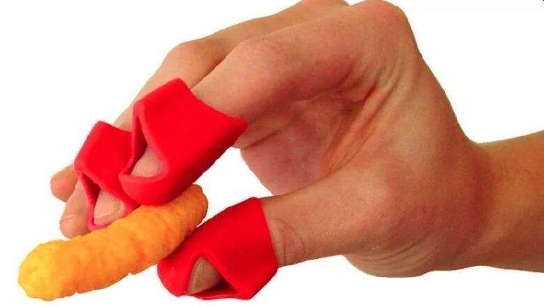 2. Напалечники для поедания картофельных чипсов
