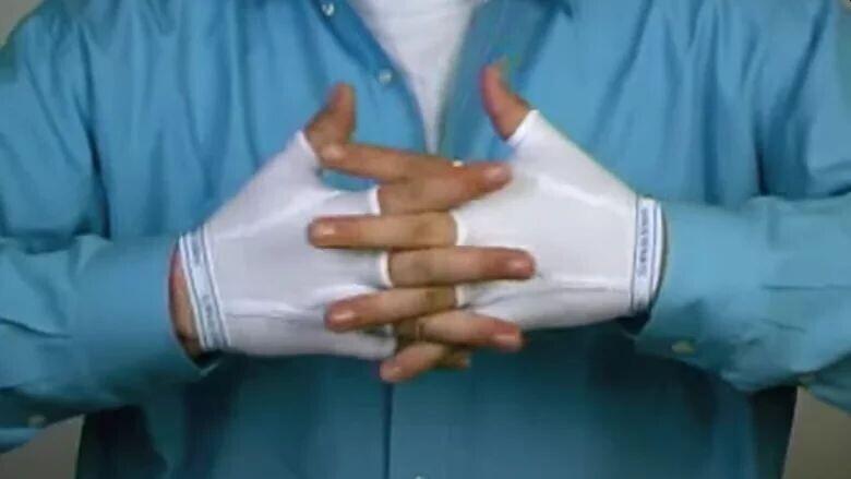 """5. """"Трусы для рук"""" HanderPants"""