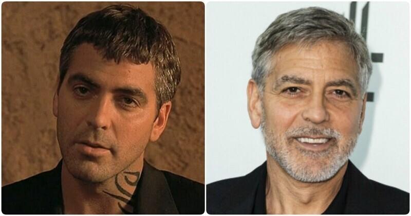 Джордж Клуни - Сет Гекко