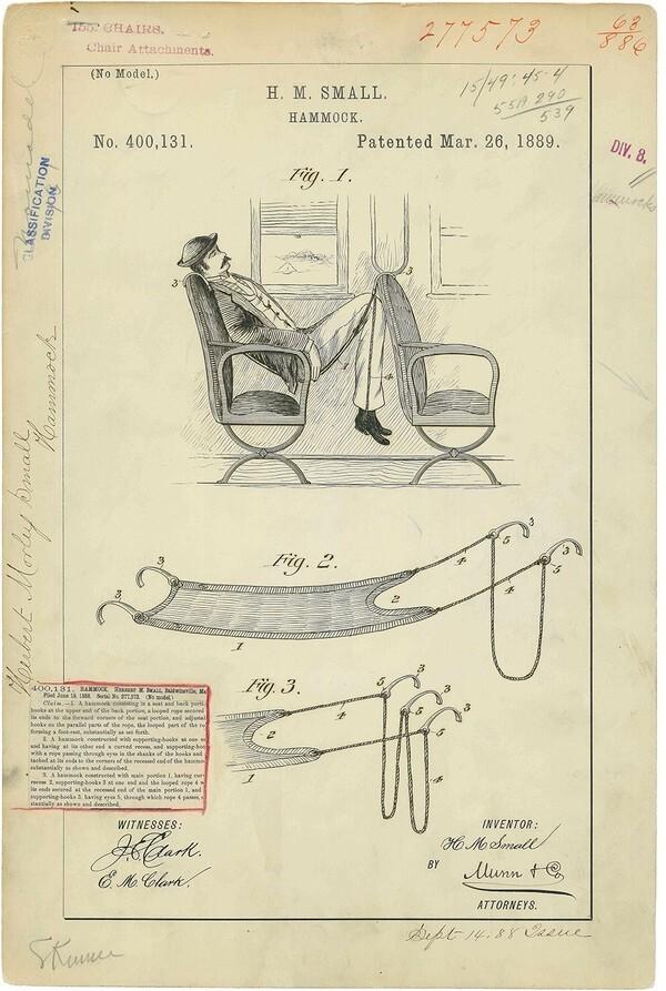 Какого лешего этот патент ещё не пустили в массовое производство?