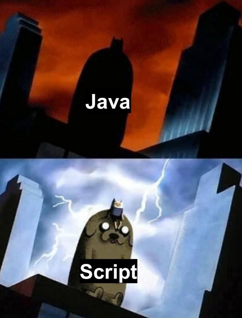 Java...