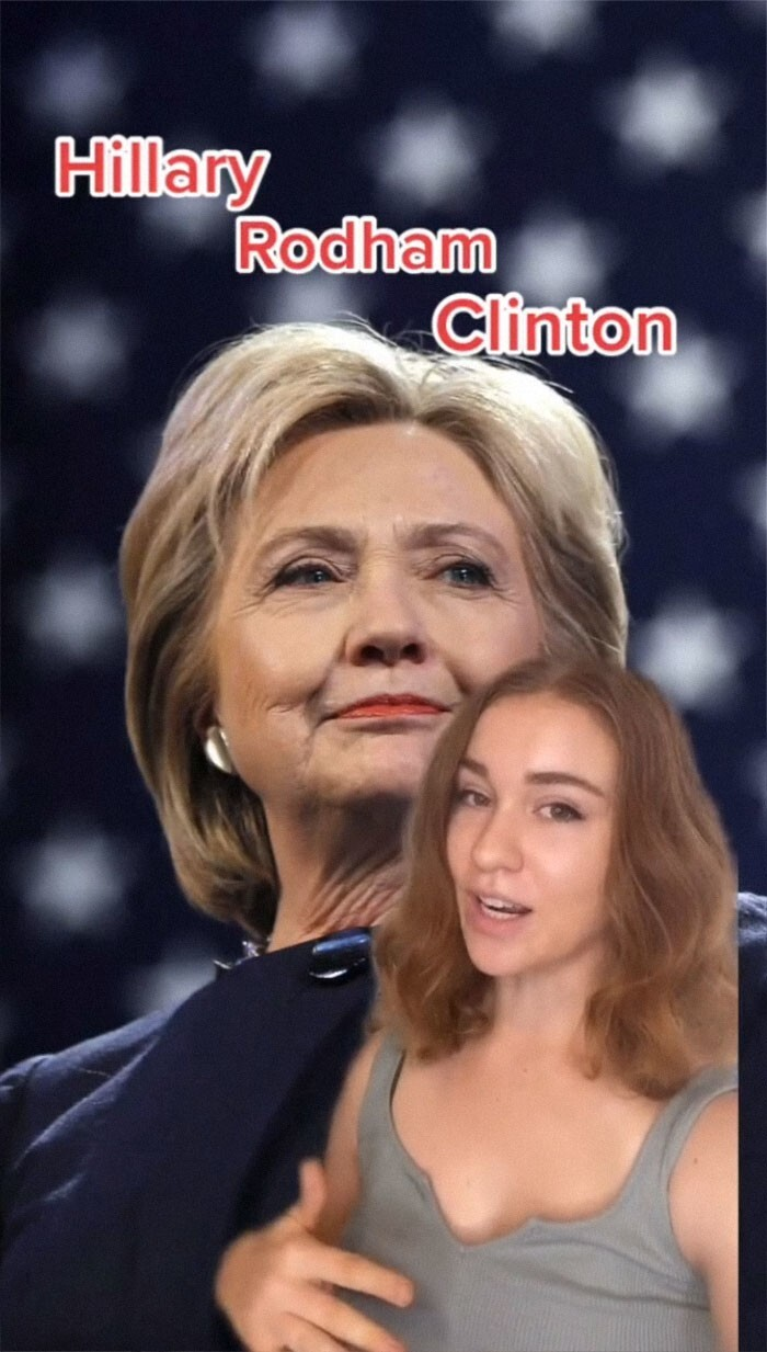 14. Хилари Клинтон — со слов официантки