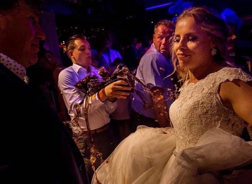 Платье невесты уже не будет прежним