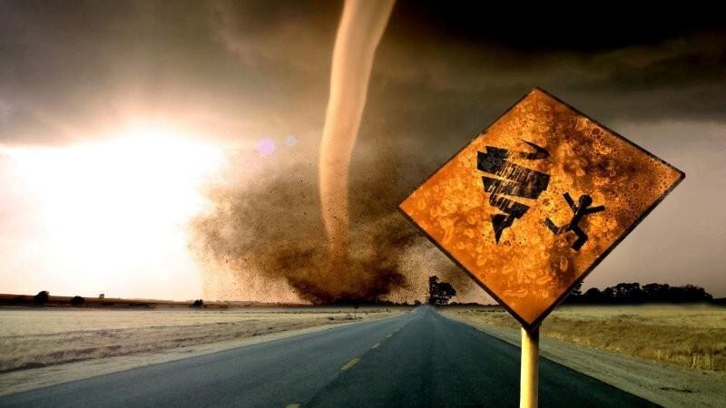 Вот торнадо