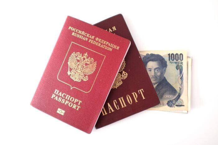 21. У россиян 2 паспорта
