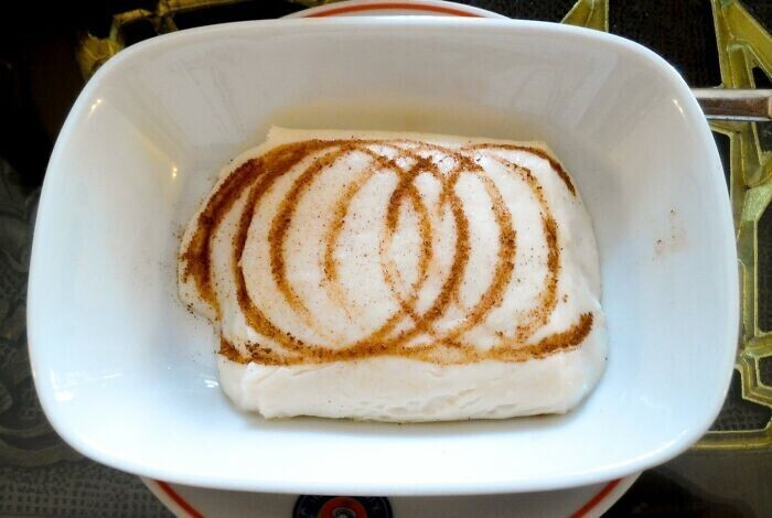 25. В Турции есть десерт, содержащий филе куриной грудки