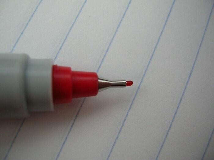 22. Южнокорейцы считают, что писать красными чернилами - плохой знак