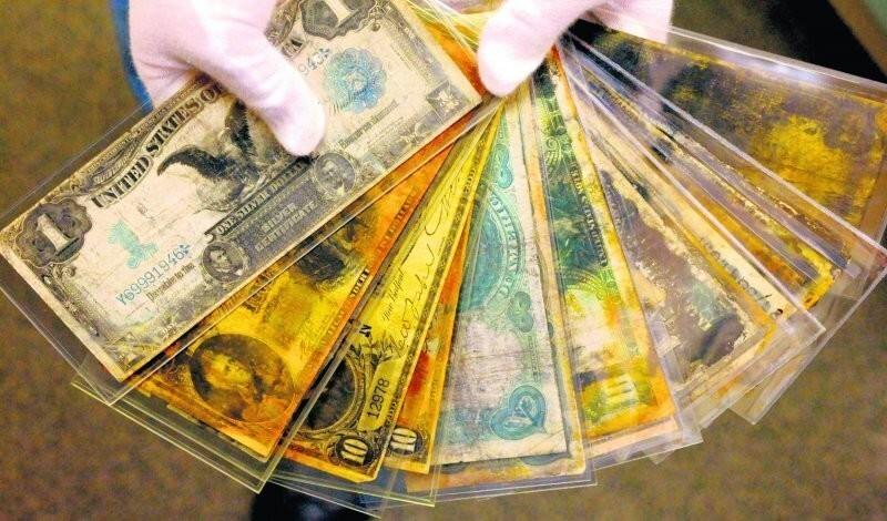 """Деньги с затонувшего """"Титаника"""""""
