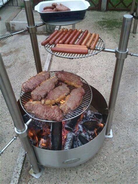 14. Гриль, на котором можно контролировать уровень прожарки и готовить сразу несколько блюд