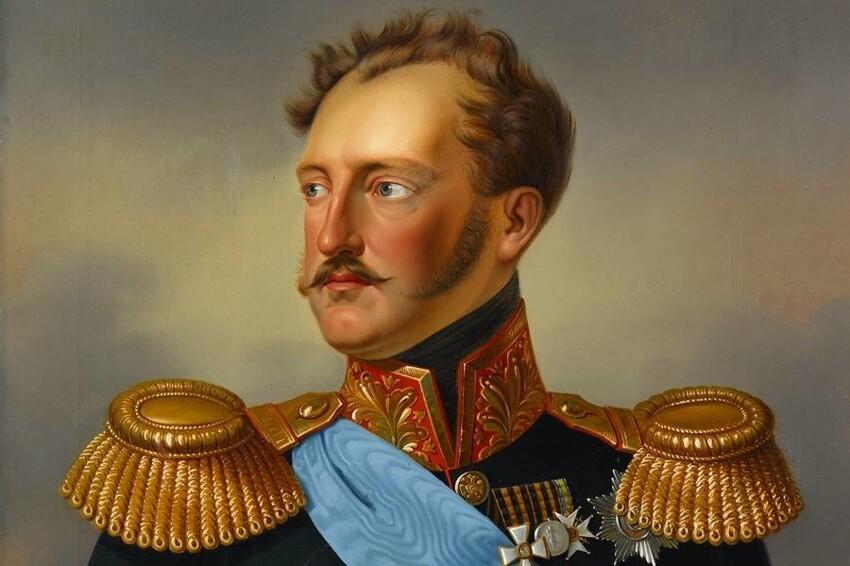Николай I Павлович — 189 см