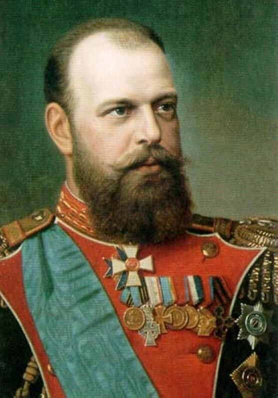 Александр III Александрович — 186 см