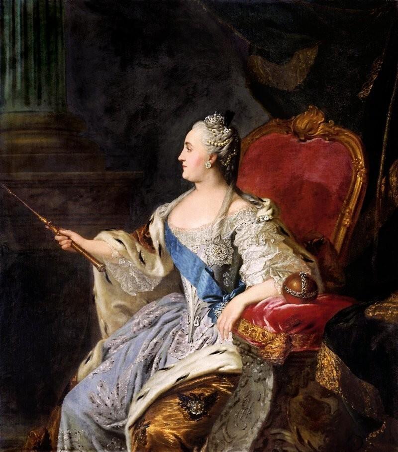 Екатерина II - 157 см