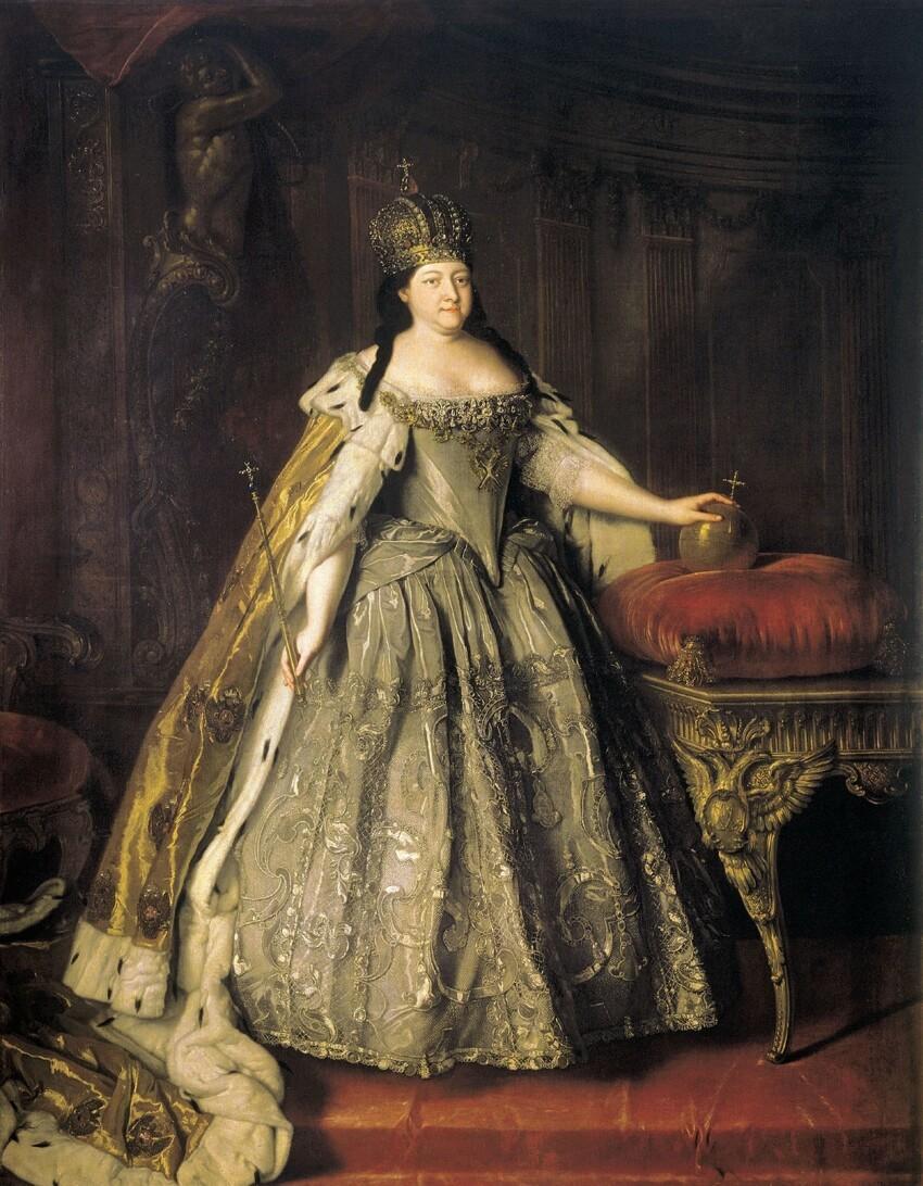 Анна Иоанновна — 175 см