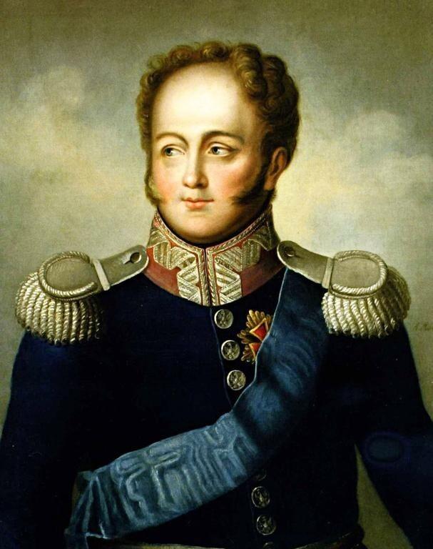 Александр I Павлович — 178 см