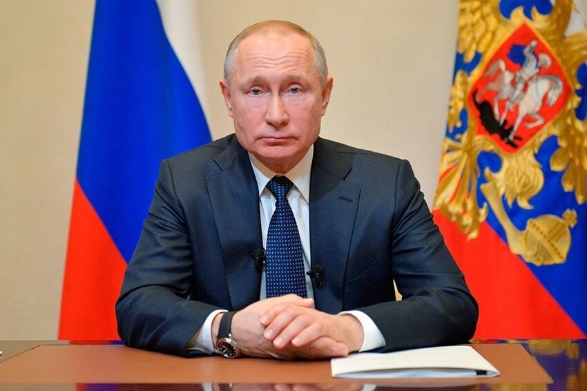 Владимир Путин - 168 см