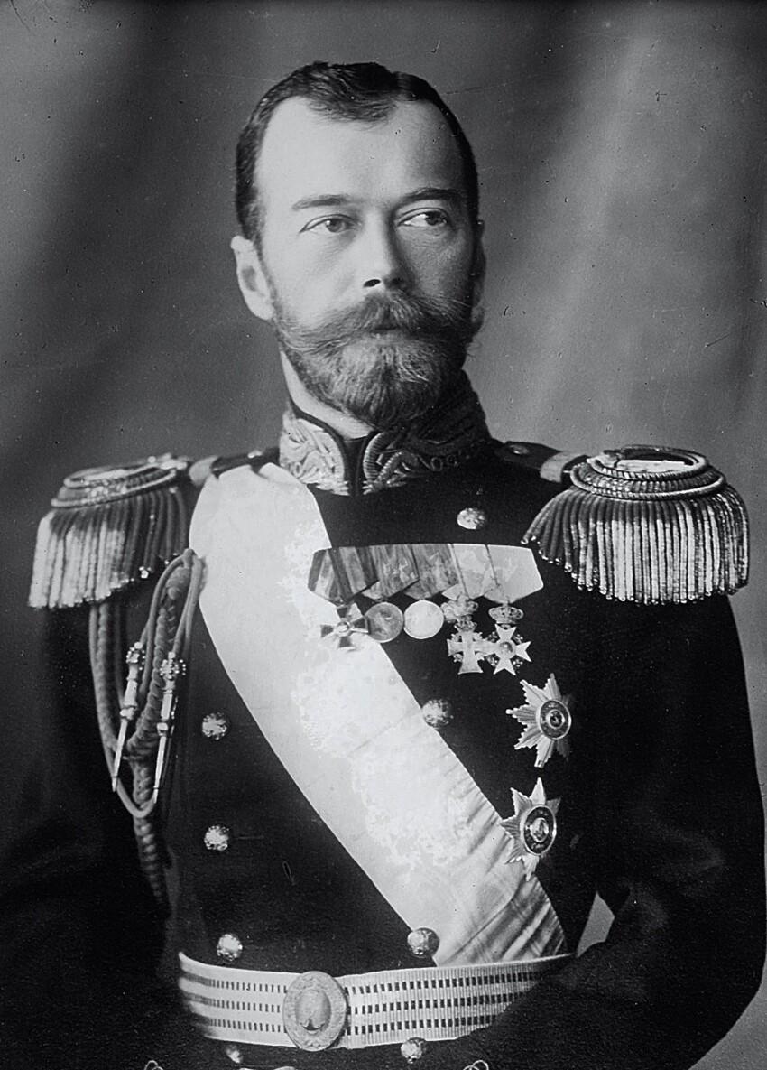 Николай II Александрович — 170 см