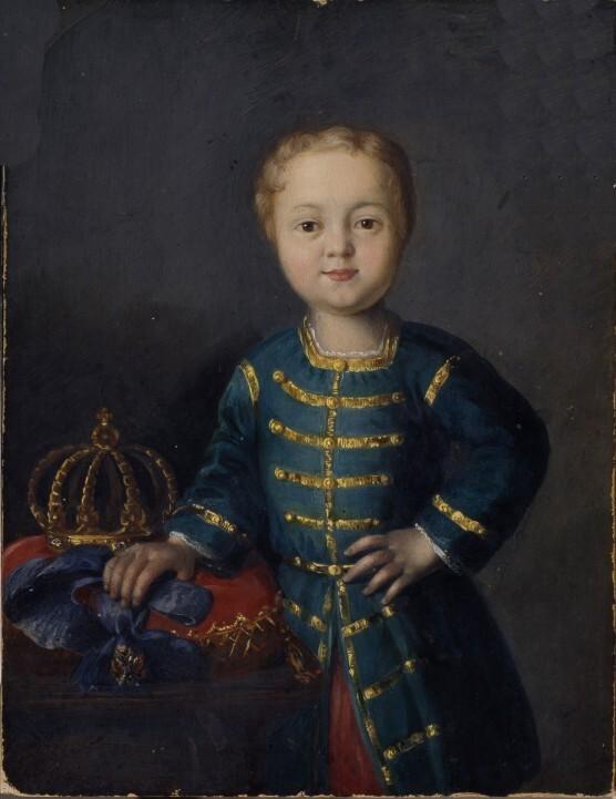 Иоанн VI Антонович - 180 см