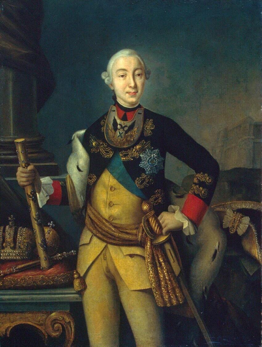 Пётр III Федорович — 170 см