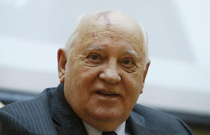 Михаил Горбачев - 175 см
